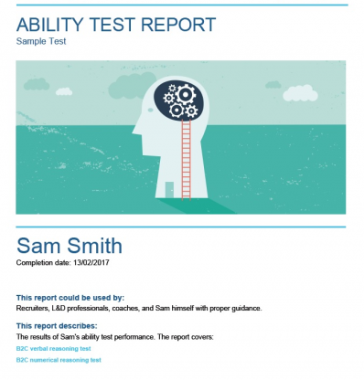 Cognitive-Ability-test-report